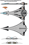 Cirris Allied States Armaments ASF-7A Copperhead by bagera3005