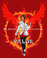 Team Valor by sugarpoultry