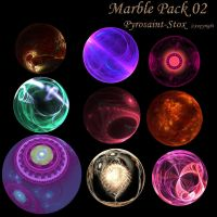 Marble Pack 02 by Pyrosaint-Stox