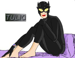 Catwoman by TULIO19mx