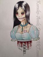 Alice: Madness Returns by Kuraiko-Amiki
