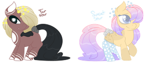 Waterfaller Adopts - Open by er-ro