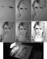 Taylor Swift 2 WIP shots by R-becca