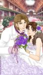 Maya and Masumi wedding by mercuryZ