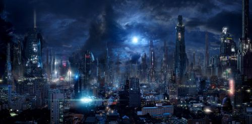Future City 9 by rich35211