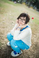 Mei (OverWatch)  Rise and Shine cosplay by VilaKaine90