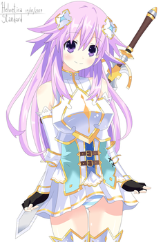 Paladin Adult Neptune by Helvetica--Standard