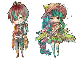 Mini Auction 03 ::CLOSED:: by ClockworkAdopt