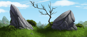 Environment Practice [Timelapse] by Soulsplosion