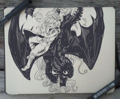 #75 How to Train Your Dragon by Picolo-kun