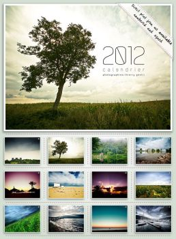 Calendar 2012 : Landscapes by bosniak