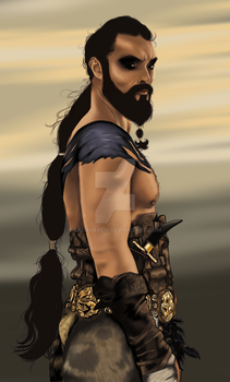 Khal Drogo by LauraBach