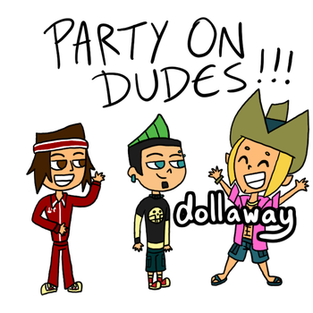 Total Tiny Drama by dollaway