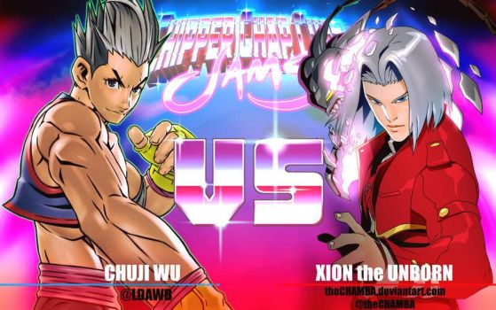 CCCJams - Chuji Wu VS XION by theCHAMBA