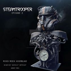 THE STEAMTROOPER 2 by ironheartram