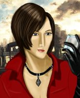 Ada Wong by Angelii-D