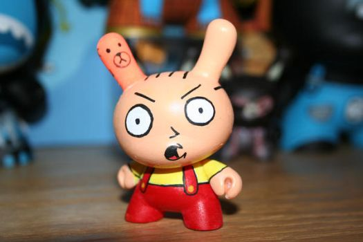 Stewie Dunny by shuijingfantasy