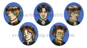 Levi Squad by Caden13