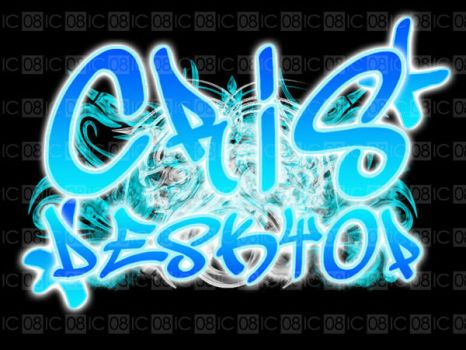 Graffiti desktop by ICJTBLUE