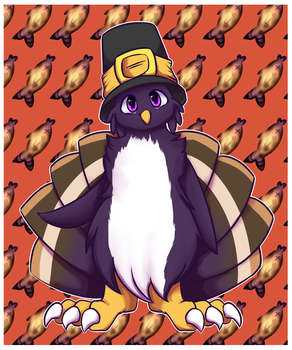 Eat Fish! Not Turkey! by Evelynroo