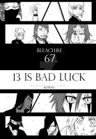 Bleach:Re Chapter67. 13 IS BAD LUCK by SKurasa