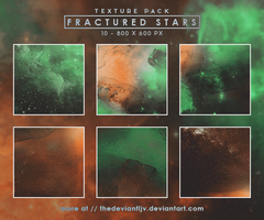 Fractured Stars Texture Pack by TheDeviantLjv