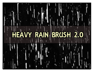 Heavy rain 2.0 by Faeth-design