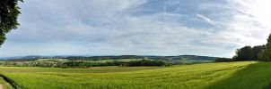 Scenic View at Dettighofen by OfTheDunes