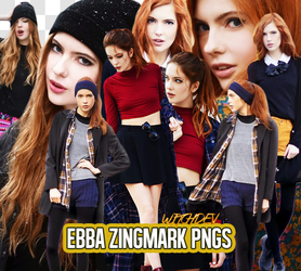 Ebba Zingmark PNGs by witchdev