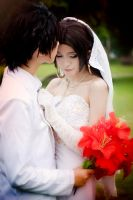 one piece_Boa Hancock_wedding by deicn911