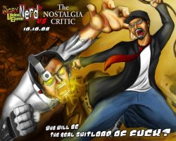 AVGN vs NC by DotWork-Studio