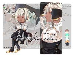 |Aellies| Adoptable 002 [CLOSED] by Aytiginn