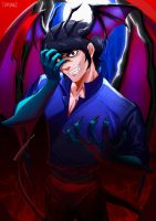 The Devilman by TVegapunk