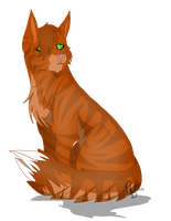 006 - Squirrelflight by RiverBelle