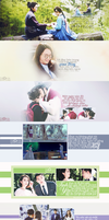 [160131] Drama Quote Covers =))) by WindySmileUp