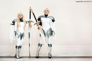 Claymore Teaser by Meagan-Marie