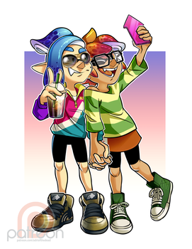 Happy 3rd Anniversar-INK by AdriOfTheDead