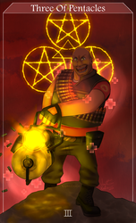 [TF2] Three of Pentacles +video by LumiDoge