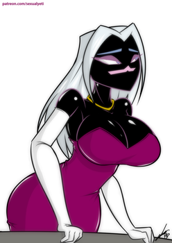 Martian Queen by Sexual-Yeti