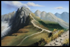 Picture Study 1 by bkiani