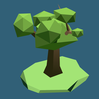 Paper tree vector by ivprogrammer