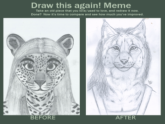 Draw this again? by ARCR-CRic