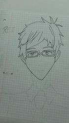 Rei from FREE! by Mikal04-12