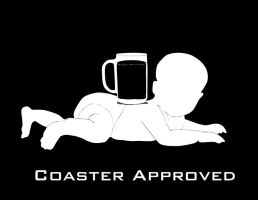 Baby Coaster Approved by PyroZombie
