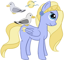 MLP OC - Shear Water by Wildfire-Tama
