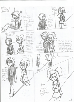 SpaceChannel5 Love and Rhythm: The Beginning 1-21 by nightsfangirl23