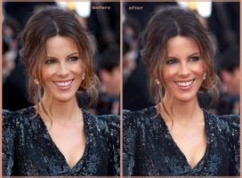 Kate Beckinsale 4 by ArtSlash13