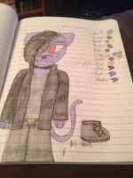 Taro Yamada profile/ ref sheet by ShadAmyfangirl129