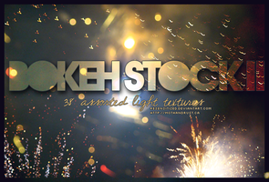 bokeh stock 002 :: fireworks by Resensitized
