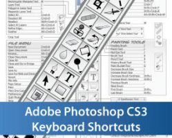 Photoshop Keyboard Shortcuts by andart